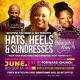 Hats, Heels, And Sundresses