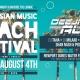 Persian Music Beach Festival