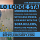 Buffalo Stampede -5 Year Anniversary Celebration - Ride & Concert
