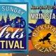 Rickshaw Lizard live at First Sunday Arts Festival!
