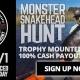 Monster Snakehead Hunt