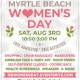 Myrtle Beach Women's Day