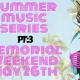 Memorial Day Weekend || DJ Music Series PT: 3 || Circo Beach Pool Party