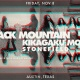 BLACK MOUNTAIN • KIKAGAKU MOYO • STONEFIELD