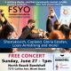 FREE OUTDOOR Orchestra Concert - FSYO Touring Orchestra