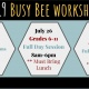 2019 Busy Bee Workshops - Acting Workshop: Happily Ever After