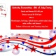 Activity Commitee 4th of July Party