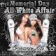 All White Memorial Day Affair