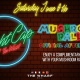 The NightCap at The Wharf: Mushroom Rally Official Afterparty