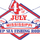 71st ANNUAL MISSISSIPPI DEEP SEA FISHING RODEO
