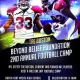 2nd Annual Tre Boston Beyond Belief Foundation Football Camp
