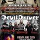Static-X & Devildriver w/ Dope, Wednesday 13, Raven Black