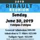 2019 Ribault Reunion