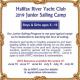 2019 Junior Sailing Camp