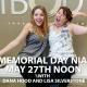 Memorial Day Nia with Dana Hood & Lisa Silverstone!