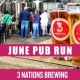 June Pub Run | 3 Nations Brewing