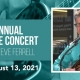 13th Annual Lunchtime Concert featuring Steve Ferrell to benefit Second Harvest