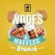 Woofs & Waffles Brunch