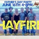 Father's Day Party with Hayfire
