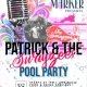 Fantasy Fest - Patrick & The Swayzees Concert & Pool Party
