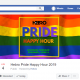 Hebro Pride Happy Hour 2019
