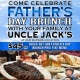 Celebrate Dad at Uncle Jack's!