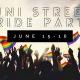 Zuni Street Pride Party