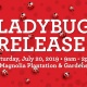 6th Annual Ladybug Release