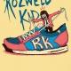 Rozwell Kid with Teenage Halloween at BK Bazaar