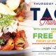 Taco Thursdays at The Wharf - June 20th, 2019