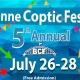 5th Annual Bayonne Coptic Festival!