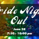 PRIDE Night Out