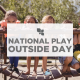 Stay & Play: National Play Outside Day