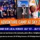 Sky Adventure Camp - Honor Our Local Heroes
