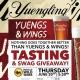 Buffalo Wild Wings Gateway Center Yuengling Tasting