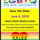 LGBTQ Pride Month Event