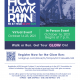 6th Annual HCC Hawk Run: 5k Glow Run & 1 Mile Walk