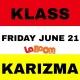 International Music Celebration with KLASS (Guest: Karizma)