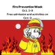 National Fire Prevention Week Free Day