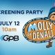 Molly of Denali Screening Party