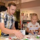 Multi-generational Father's Day Tinkershop