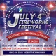 July 4th Fireworks Celebration - DeSoto - FREE