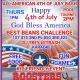 ROOSTERS 5TH ANNUAL ALL AMERICAN 4TH OF JULY BASH