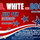 Red White and Boom Over North Brevard 2019