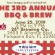 Third Annual BBQ & Brew