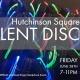 Summer Silent Disco in Hutchinson Square