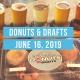Donuts & Drafts – June 16