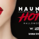 Haunted Hotel Halloween Bash at W Fort Lauderdale