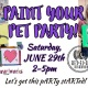 Paint your Pet Party @ Revelry on Richmond!
