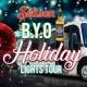 BYOB Party Bus Holiday Lights Tour 2019 Season Pre - Sale